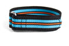 Velcro Diver Black, Azur and Orange