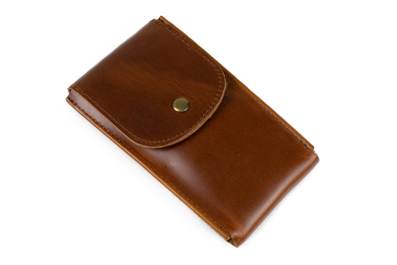 Watch Pouch Brandy