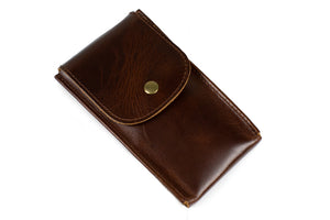 Watch Pouch Oiled Brown