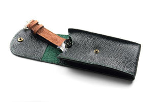 Watch Pouch British Racing Green