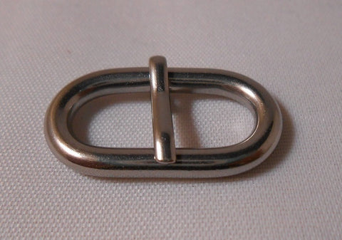 Adjustable Black Perlon buckle