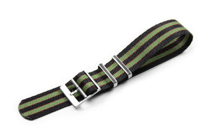 Adjustable Single Pass Strap Goldfinger