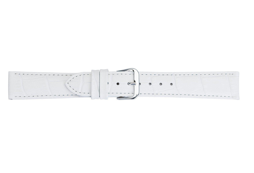 Alligator Snow White - Cheapest NATO Straps