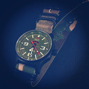 PVD Zulu Strap 5-ring Camouflage - Cheapest NATO Straps  - 6