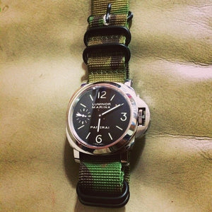 PVD Zulu Strap 5-ring Camouflage - Cheapest NATO Straps  - 7