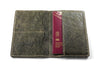 Passport Cover Rugged Gray