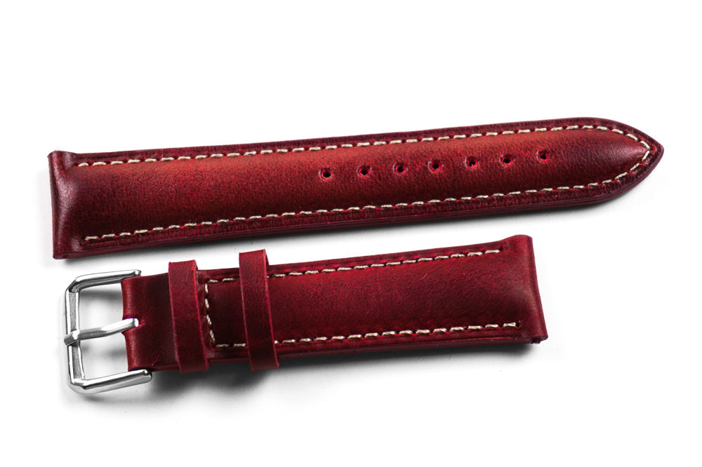 Padded Classic Burgundy