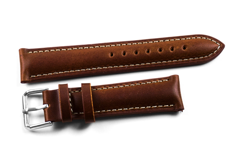 Padded Classic Oiled Brown
