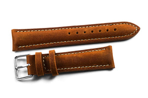 Padded Classic Oiled Sienna