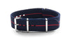 NATO Strap Marine Nationale Commando (18, 19 & 21 mm)