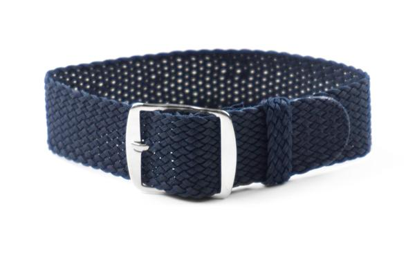 Perlon strap Midnight (18 & 22 mm)