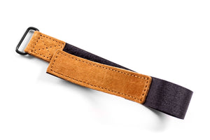 NASA Strap PVD Brown Suede