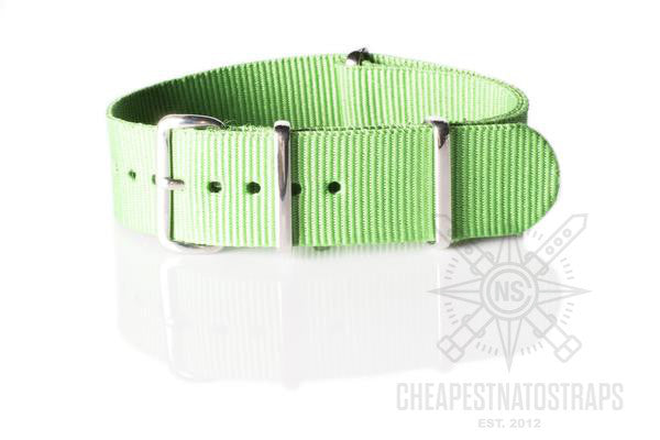 NATO Strap Solid Green
