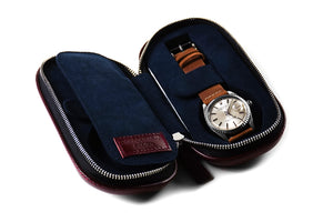 Watch Box Oxblood