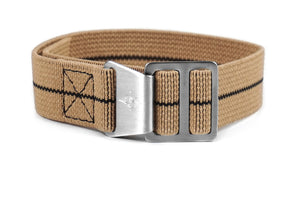 Paratrooper Strap Khaki and Black
