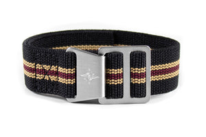 "Paratrooper Strap ""The Black Bay"""