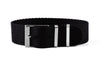 SharkTooth Strap Black