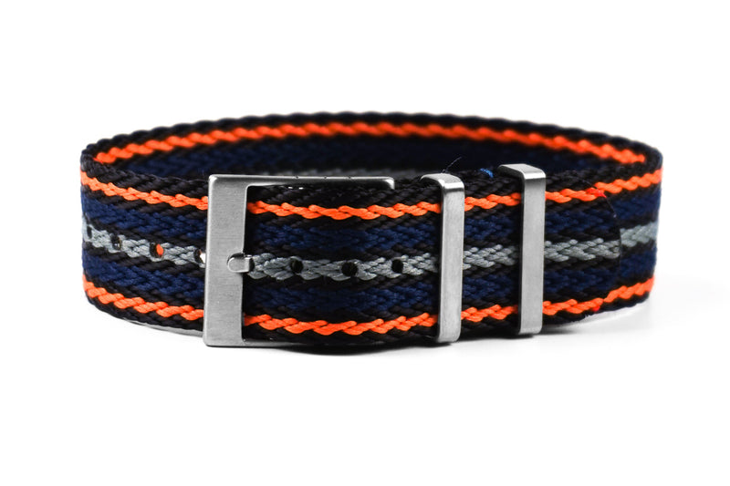 SharkTooth Strap Big Blue (20 & 22 mm)