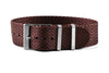 SharkTooth Strap Brown