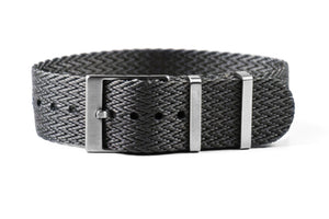 SharkTooth Strap Gray