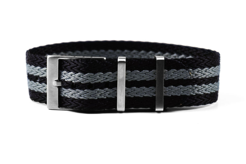 SharkTooth Strap Black and Gray