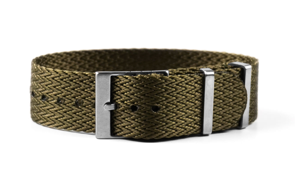 SharkTooth Strap Khaki Green