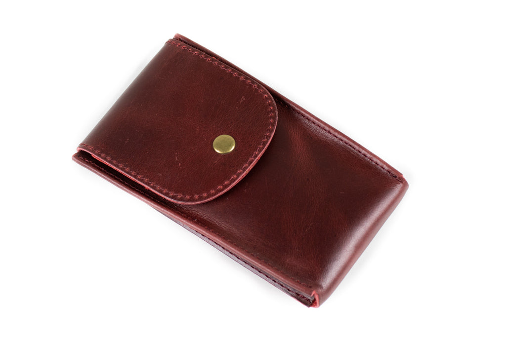 Watch Pouch Oxblood