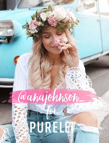 #pureleigirl @anajohnson