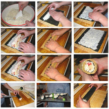 Afbeelding in Gallery-weergave laden, Japanese Sushi Roll Mat