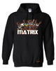B.A.P MATRIX MATOKI HOODIE (WITH NAME ON BACK)
