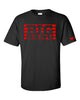 Men's NEW BIG BANG TSHIRT (RED ELECTRIC INK)