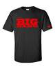 Men's NEW BIG BANG TSHIRT (RED INK)