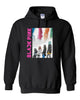 BLACKPINK COLOR CLOUD SWAY CONTRAST HOODIE