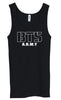 Ladies BTS A.R.M.Y TANKTOP (MEMBER NAME ON BACK)