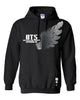 BTS B.S.T. WINGS PLATINUM TOUR LIMITED EDITION HOODIE