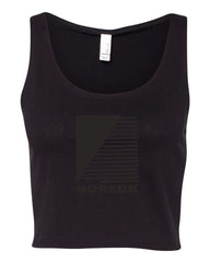 BTS WING TOUR  LADIES' CROP TANK