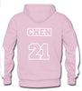 EXO (OUTLINE) HOODIE (CHEN 21)
