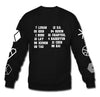 EXO ROLL CALL COLLECTION CREWNECK SWEATSHIRT
