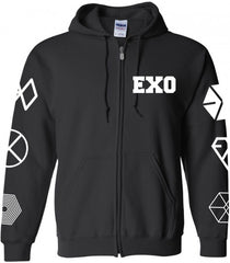 EXO ROLL CALL COLLECTION HOODIE