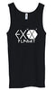 Ladies EXO PLANET TANK TOP