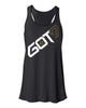 Ladies GOT7 FLOWY TANKTOP (JACKSON)