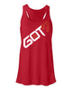 Ladies GOT7 FLOWY TANKTOP (BAMBAM)