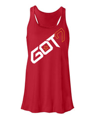 Ladies GOT7 FLOWY TANKTOP (JB)