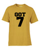 New GOT7 DESIGN T-SHIRT (BLACK INK)