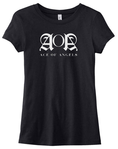 LADIES AOA (ACE OF ANGELS) (BLACK)