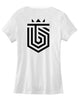 Ladies TOPPDOGG WITH MEMBERS NAME IN FRONT TSHIRT