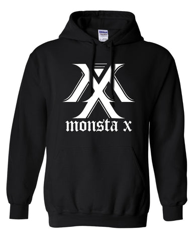 MONSTA X (MEMBERS NAME ON BACK) HOODIE
