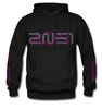 NEW 2NE1 AON PINK (CL ON BACK) HOODIE