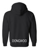NEW INFINITE OUTLINE HOODIE (DONGWOO)