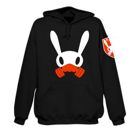 New B.A.P Mask Logo Design (Black Hoodie)
